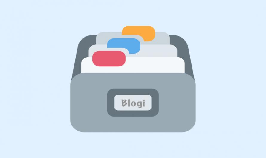Blogipostaukset yhteen paikkaan